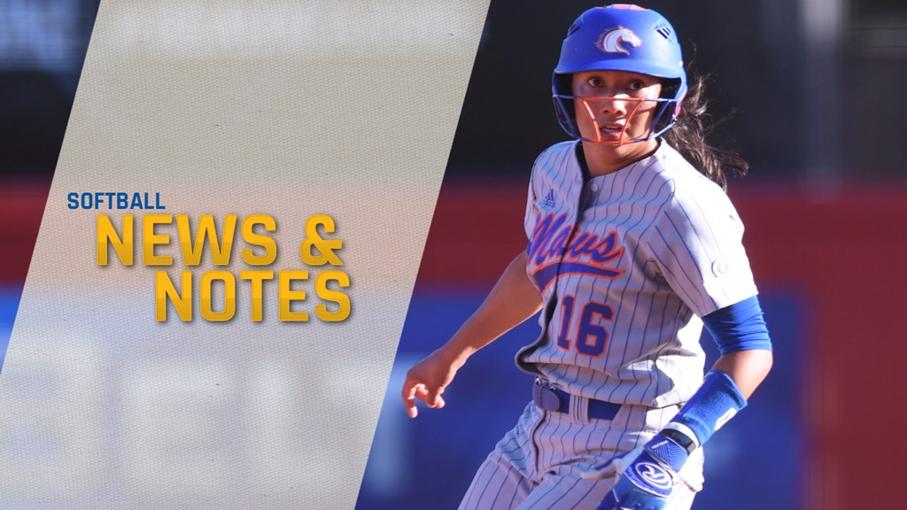Softball News and Notes - May 22 - Sun Belt Conference