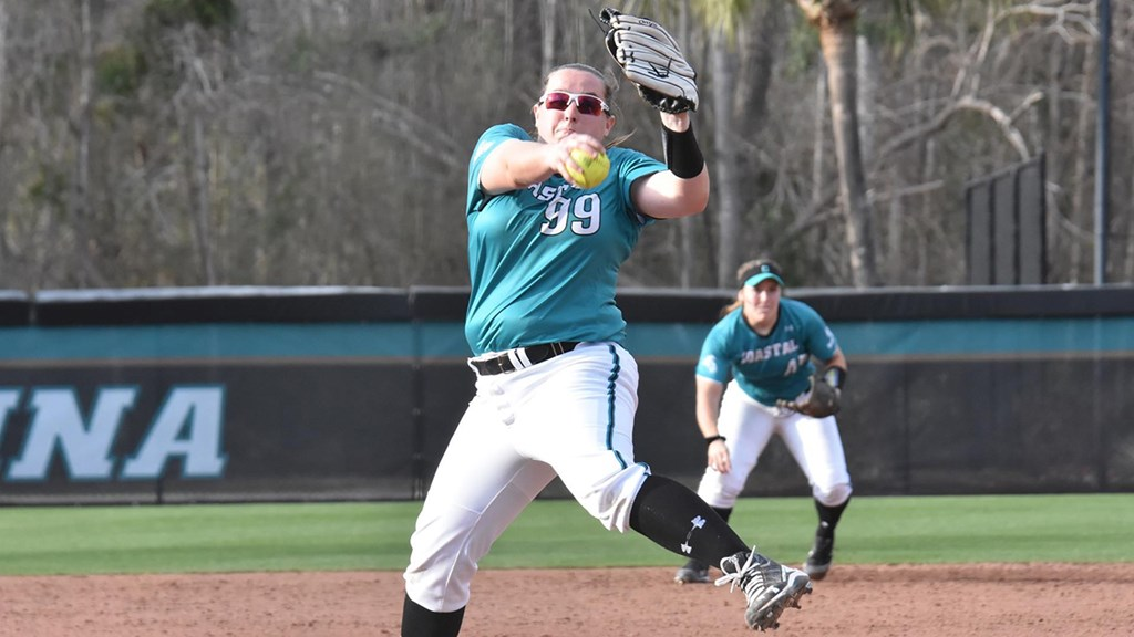 Softball Recaps and Scores - February 9 - Sun Belt Conference