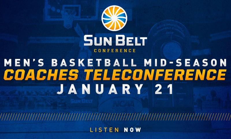 Men's Basketball Midseason Media Teleconference