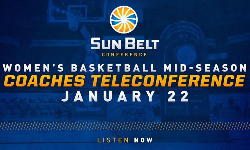Women's Basketball Midseason Media Teleconference